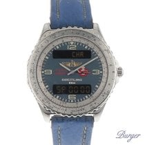 Breitling Chronospace pre-owned 41.5mm Steel