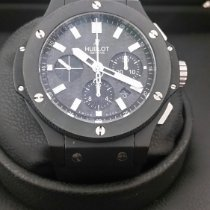 Hublot Cronografo 44mm Automatico 2012 usato Big Bang 44 mm Nero