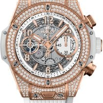 Hublot Rose gold 42mm Automatic 441.oe.2010.rw.1704 new United States of America, New York, Airmont