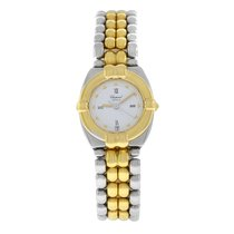 Chopard Gstaad Gold/Steel 23mm White Arabic numerals United States of America, New York, New York