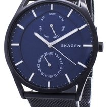 Skagen Steel 40mm Quartz SKW6450 new