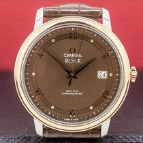 Omega De Ville Prestige 39.5mm Brown Roman numerals United States of America, Massachusetts, Boston