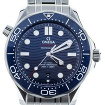 Omega 21030422003001 Steel Seamaster Diver 300 M 42mm pre-owned United States of America, Illinois, BUFFALO GROVE