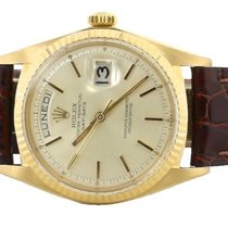 Rolex 1803 Or jaune 1969 Day-Date 36 36mm occasion Belgique, Brussels