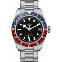 Tudor Black Bay GMT Steel 41mm Black