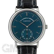 A. Lange & Söhne Saxonia 38.5mm Blue