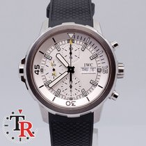 IWC Aquatimer Chronograph Acero 42mm Blanco España, Madrid