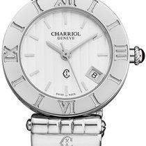Charriol Alexandre C Steel Silver United States of America, New York, Brooklyn