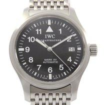 IWC Pilot Mark 38mm Negru