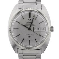 Omega Constellation Day-Date Acero 33mm Plata