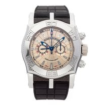 Roger Dubuis Easy Diver Steel 46mm No numerals