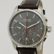 Union Glashütte Belisar Chronograph Steel