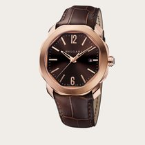 Bulgari Octo Rose gold 41mm Brown United States of America, Florida, Miami