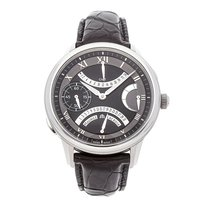 Maurice Lacroix Steel 46mm Manual winding MP7218-SS001-310 pre-owned United States of America, Pennsylvania, Bala Cynwyd