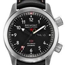 Bremont MBII/OR Steel 2019 MB 43mm new