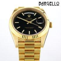 Rolex Day-Date 40 gebraucht 40mm Gelbgold