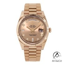 Rolex Day-Date II 218235 pre-owned