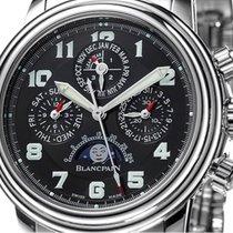 Μπλανπέν (Blancpain) Leman Perpetual Calendar Chronograph
