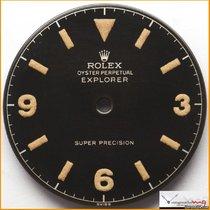 Rolex Dial Explorer I Ref 5504 Depth Gilt Dial Stock #54DG