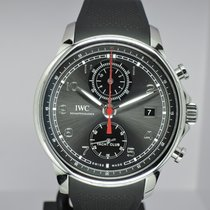 IWC Portuguese Yacht Club Chronograph IW390503 Unworn Steel 43,5mm Automatic