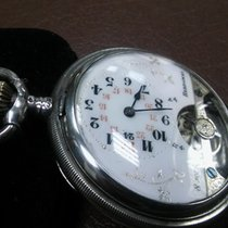 Hebdomas Pocket Watch 12/24 H