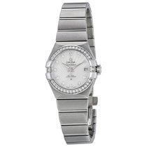 Omega 12315272055001 Constellation Automatic Diamond Ladies