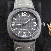 沛納海 PAM00643  Radiomir Ceramica Dail Matt (Black)