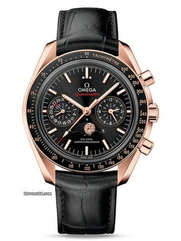 Omega Speedmaster Professional Moonwatch Moonphase 304.63.44.52.01.001 2021 neu