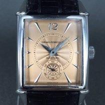Girard Perregaux Acier Remontage automatique Noir Sans chiffres 28mm occasion Vintage 1945