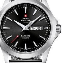 Swiss Military SMP36040.01 Herren 42mm 5ATM