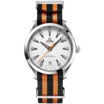 Omega Seamaster Aqua Terra nuevo Automático Reloj con estuche y documentos originales 220.12.41.21.02.003