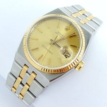 Rolex Datejust Oysterquartz Gold/Steel 36mm