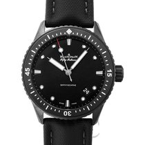 Blancpain Fifty Fathoms Bathyscaphe Ceramic 43.60mm Black