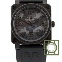 Bell & Ross BR 03-92 Black matte ceramic Camo dial
