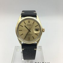 Rolex Oyster Perpetual Date 1550 Gold Capped