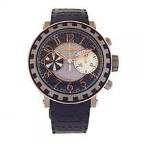 Dewitt Academia 18k Rose Gold Automatic Chronograph Men's...