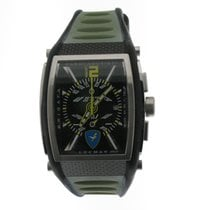 Locman Tremila Titanium 57mm Green No numerals