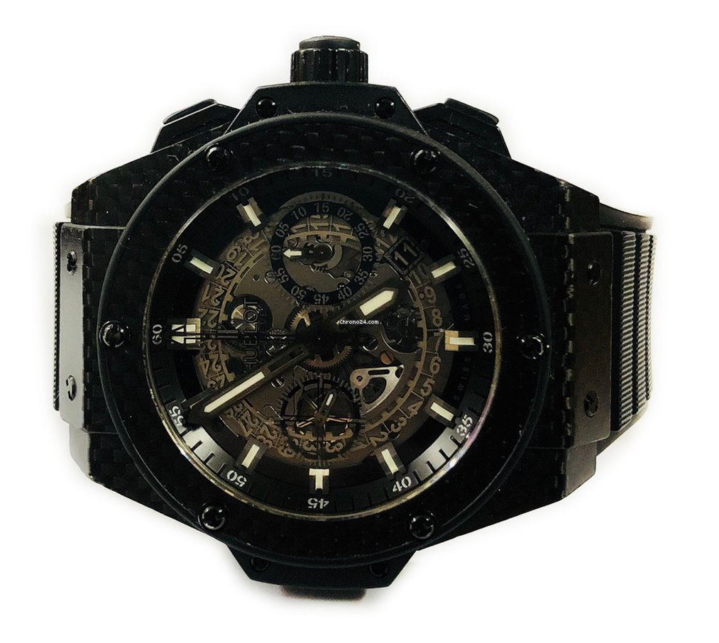 0fe9db0809d Hublot King Power Unico Skeleton