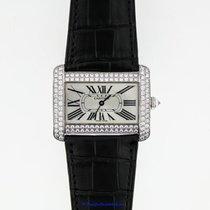 Cartier Tank Divan new Quartz Watch with original box and original papers WA301370
