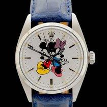Rolex Vintage Oyster Precision - Ref. 6426 - Minnie & Mickey -...