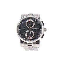 Montblanc Steel 44mm Automatic 7104 pre-owned