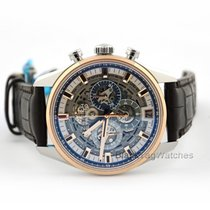 Zenith El Primero Chronomaster new 2019 Automatic Chronograph Watch only 51.2081.400/78.C810