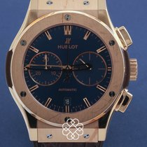 Hublot 18ct Rose Gold Classic Fusion