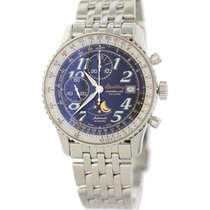 Breitling Montbrillant (Submodel) pre-owned 41.5mm Steel