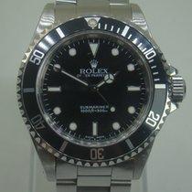 Rolex Submariner (No Date) Steel 40mm Black No numerals Thailand, Khon kaen