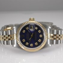 Rolex 79173 Datejust Steel And Gold Ladies Automatic Watch...