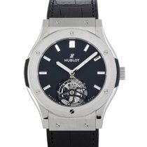 Hublot Classic Fusion 45, 42, 38, 33 mm Titanium 45mm Black United States of America, Pennsylvania, Southampton
