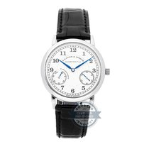 Chopard Gstaad Geelgoud 32mm Wit