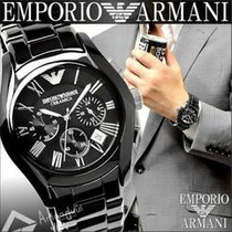 Armani Ceramic Quartz AR1400 new