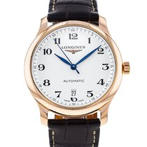 Longines Master Collection pre-owned 38.5mm Rose gold